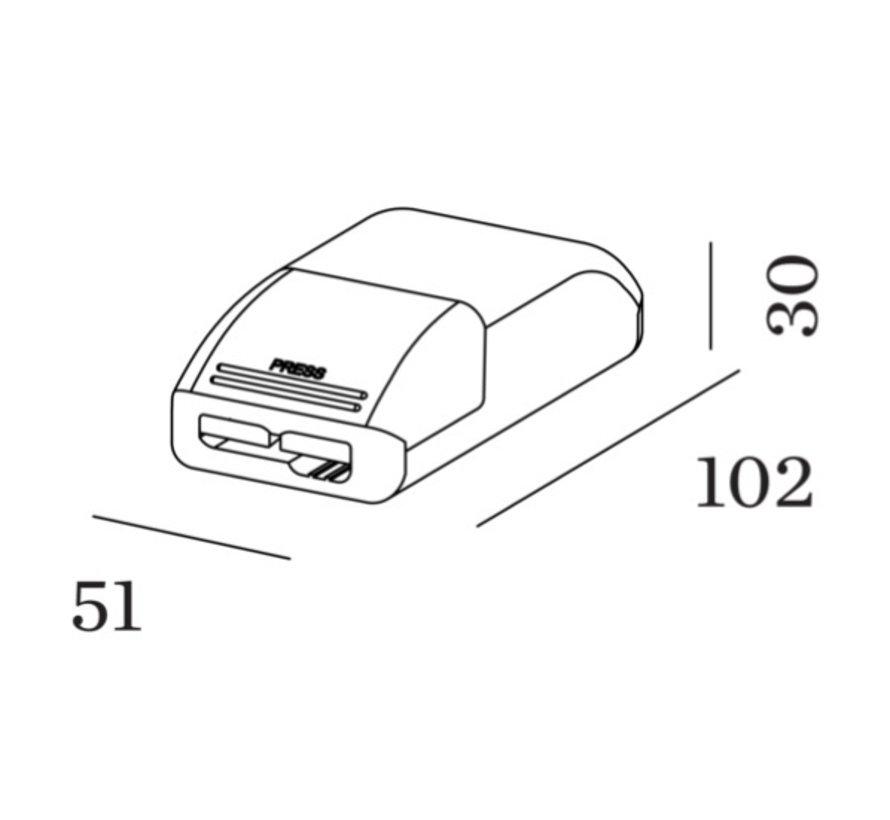 Driver 350mA-10Watt 1-10Volt  dimmable