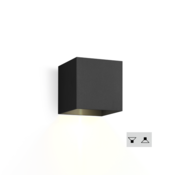 Wever-Ducre Box 1.0 LED 6W wall lamp dimmable up OR down adjustable light beam