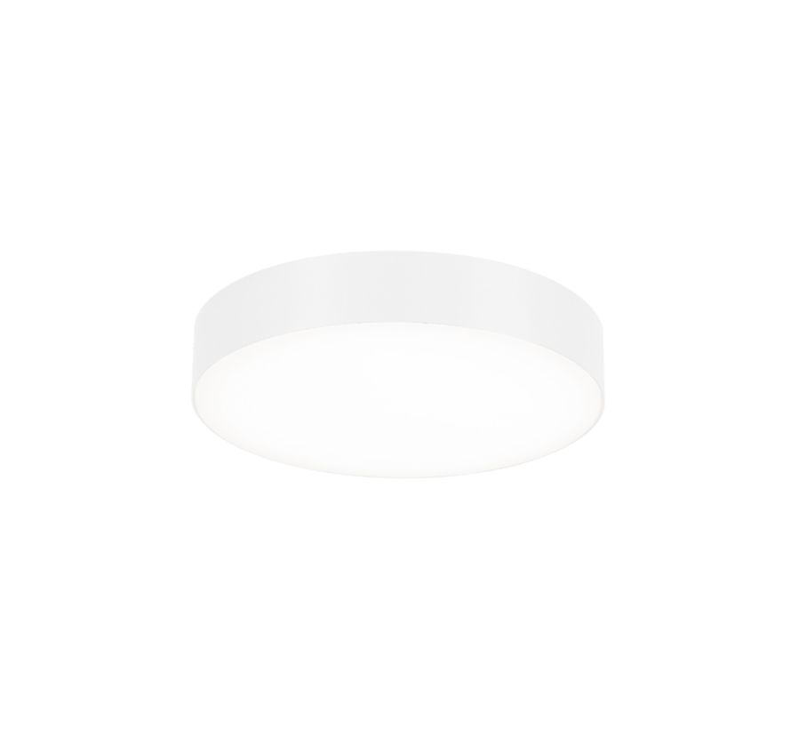 Roby 2.6 IP44 ceiling surface 18W dimmable Ø265mm