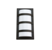 SG Lighting Trio outdoor led wall surface IP65 10W-2700K