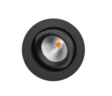 SG Lighting Junistar Soft Dim To Warm recessed ledspot 7Watt -2000/2800K IP54