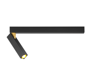 Wever-Ducre Mick 1.0 ceiling surface 7Watt dimmable