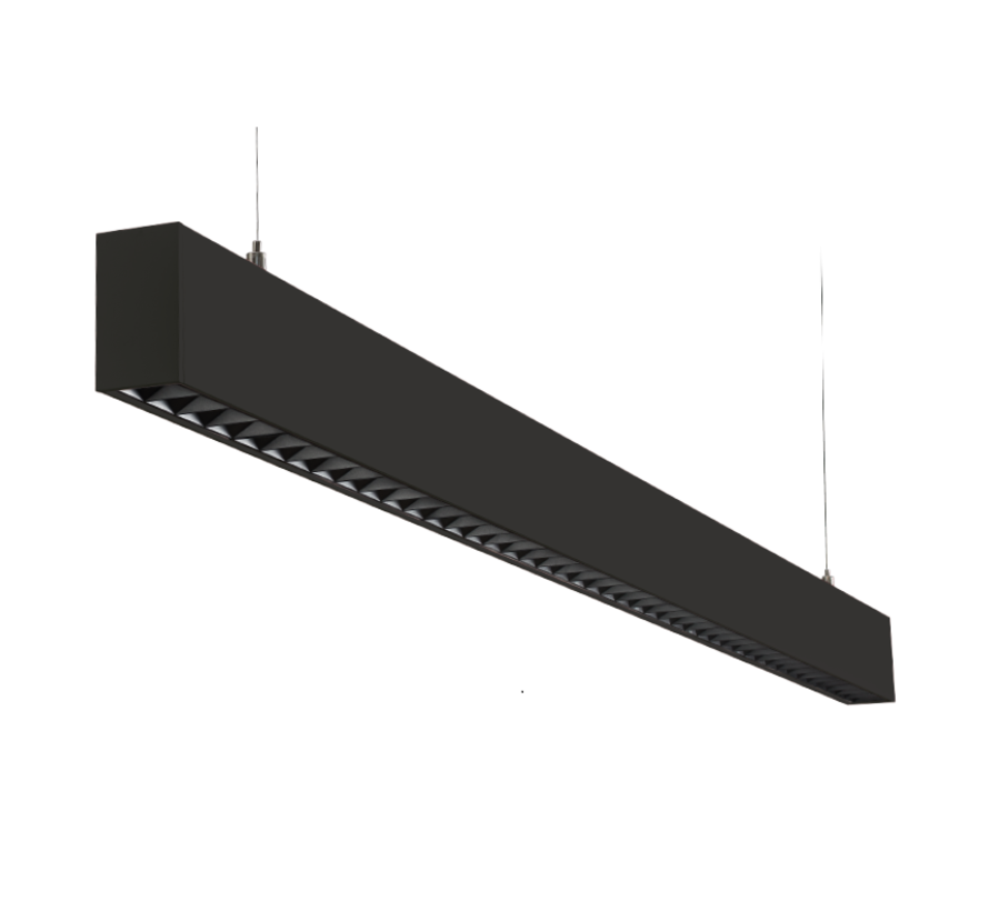 Inspire direct / indirect pendant luminaire 4140lm-3000K length 124cm