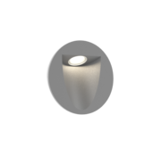 Wever-Ducre Smile In 1.0 led wall recessed  round 4/6W-3000K