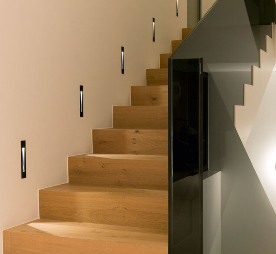 Stripe 2.2 stair step lighting 1/2W-3000K 350-500mA