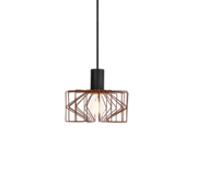 Wever-Ducre Wiro 2.0 ceiling suspended Ø210mm led E-27