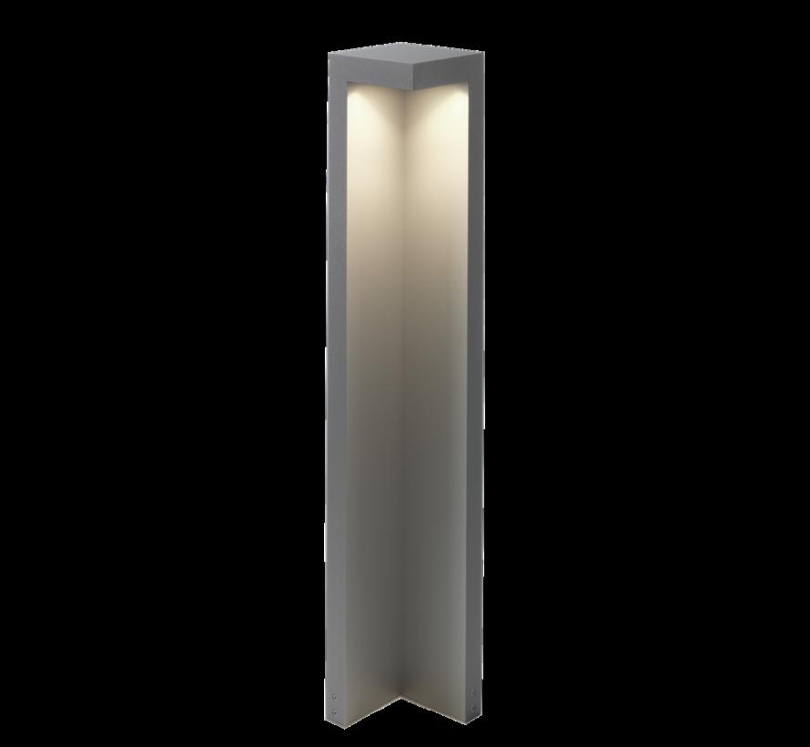 Edge outdoor led vloer armatuur in 20-40-60 of 80cm