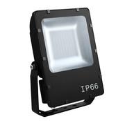 Integratech Floodlight Evolve 48Watt zwart 120graden