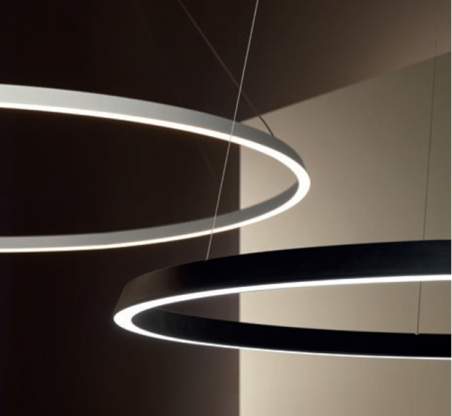 Circular Chandelier Ø1200mm with 63.5Watt downwards lighting
