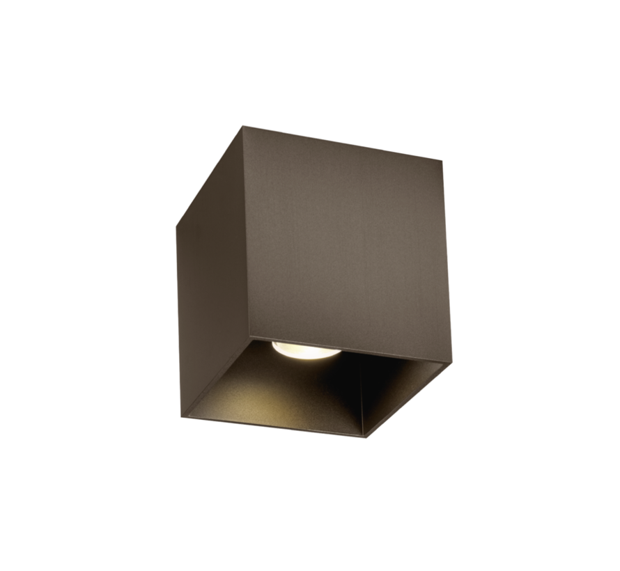 Box 1.0 LED ceiling surface 8Watt dimmable in 6 colours