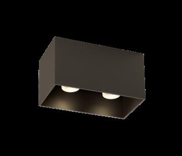 Wever-Ducre Box 2.0 PAR16 ceiling surface 2 x  GU10 230Volt