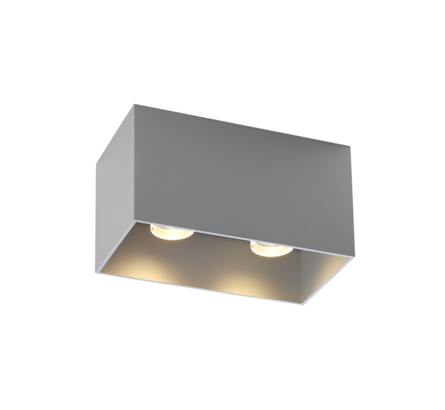 Box 2.0 LED ceiling surface LED dimmable in 6 colours