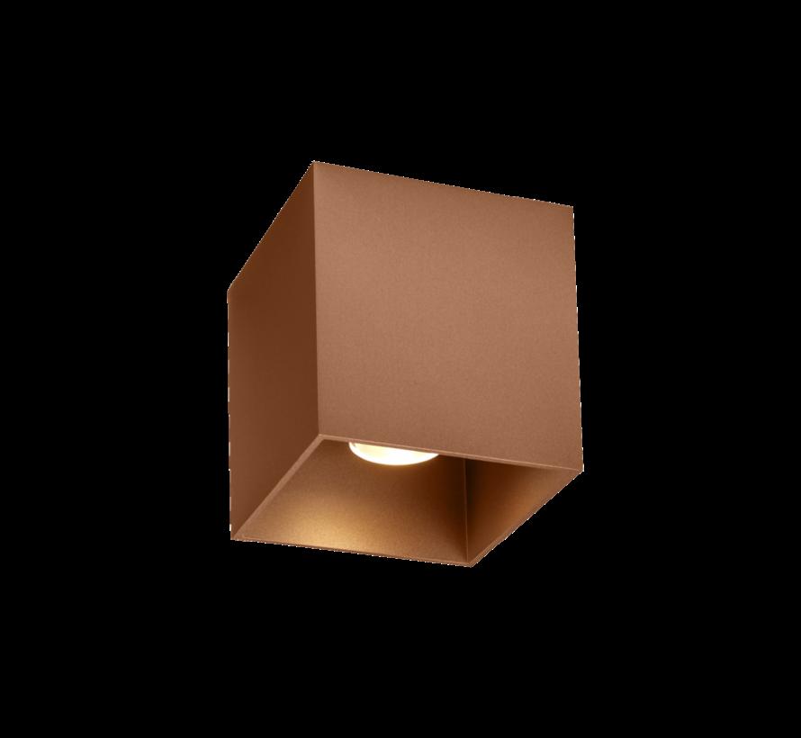 Box 1.0 PAR16 plafond opbouw  GU10 dimbaar in 6 kleuren