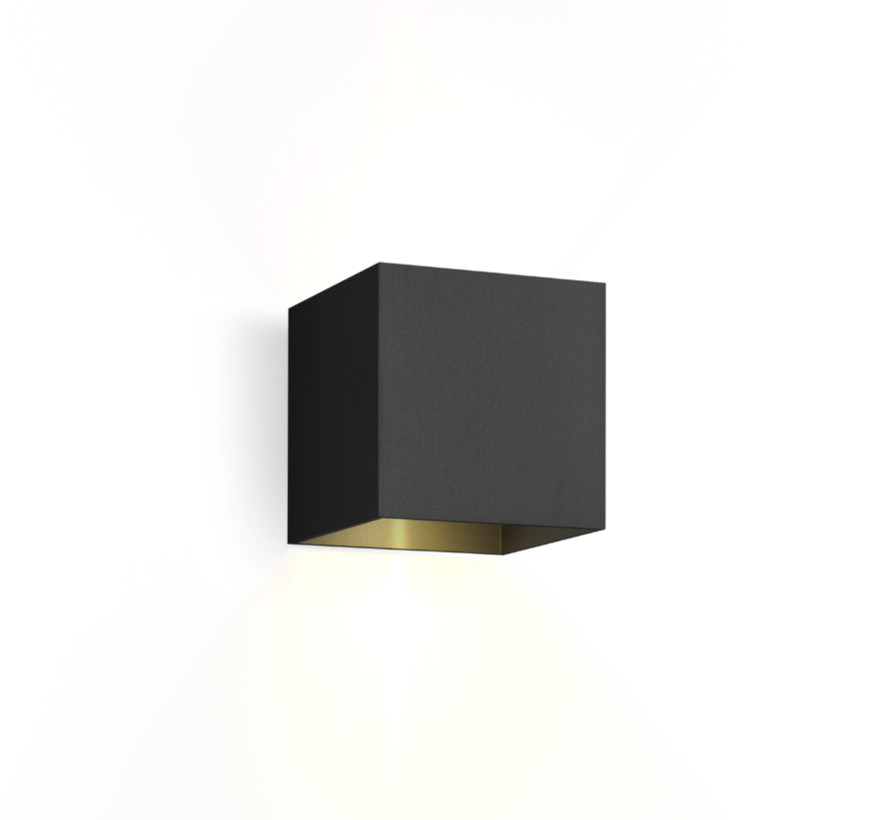 Box 1.0 outdoor LED 6W up or down adjustable light beams dimmable