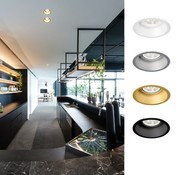 Wever-Ducre Deep 1.0 LED 7/10Watt ceiling recessed