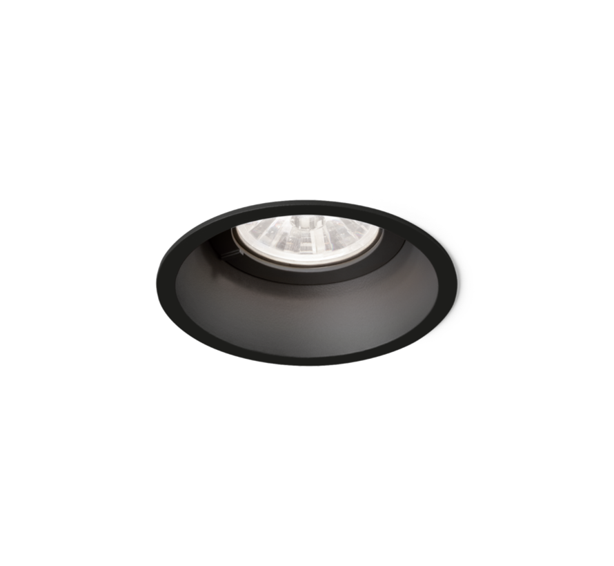 Deep 1.0 LED 7-10Watt vaste en verdiepte Led inbouwspot, excl driver