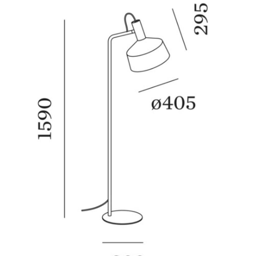 Roomor Floor 1.0 with Shade 3.0 Ø405mm