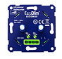 ECO-DIM.05 Led dimmer duo 2x 0-100W fase cut (RC)