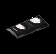 Wever-Ducre Strange Petit 2.0 LED 2x6Watt trimless