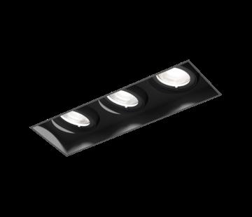 Wever-Ducre Strange Petit 3.0 LED 3x6Watt trimless