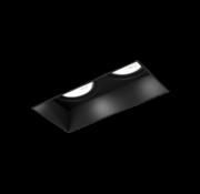 Wever-Ducre Strange 2.0 PAR16 trimless dubbele inbouwspot
