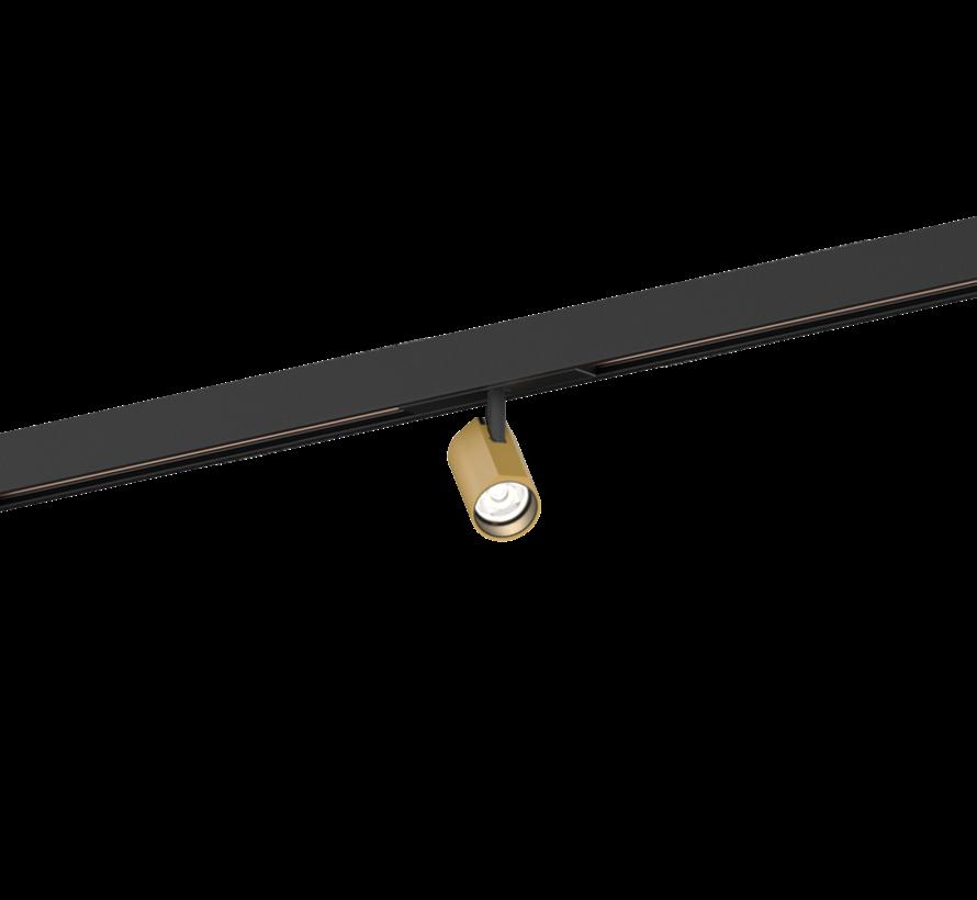 Ceno 1.0  LED on strex track spot 6W-48Volt