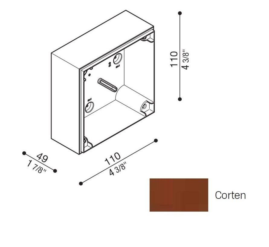 Kobo 110 Junction Box in 5 colors