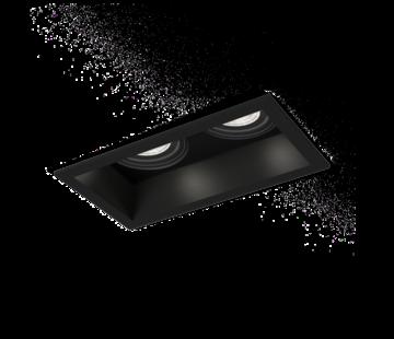 Wever-Ducre Plano 2.0 PAR16 double orientable recessed spot