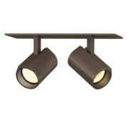 Wever-Ducre Ceno 2.0 LED double ceiling recessed spot 2x6W-350mA