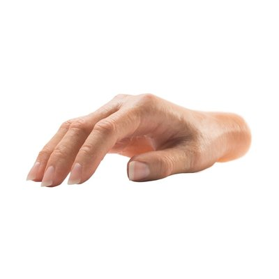 Orthovanreeth Silicone hand prothese