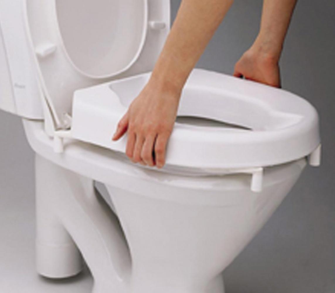 Etac Hi Loo toiletverhoger - Orthopedie Van Reeth