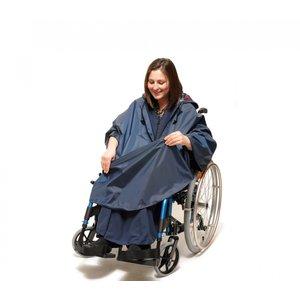 Wheely poncho