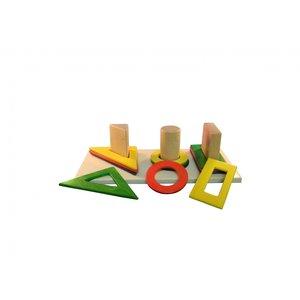 Able2 Stapelpuzzel gekleurd