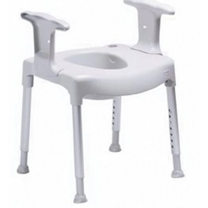 Etac Swift vrijstaande toiletverhoger