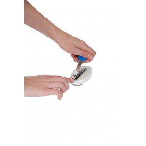 Able2 Kleine nagelschaar op blok