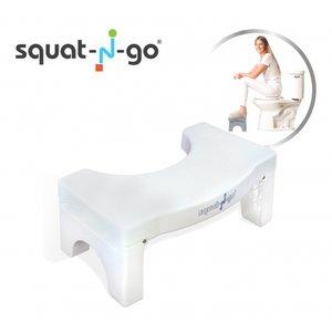 Squat N Go Opvouwbaar toiletkrukje