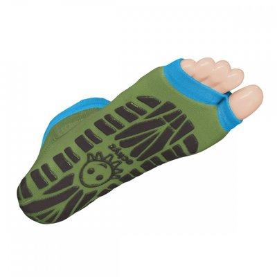 Sweakers Anti-slipsokken Kids groen