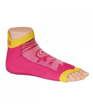 Sweakers Anti-slipsokken Kids roze