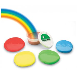 Rainbow Putty