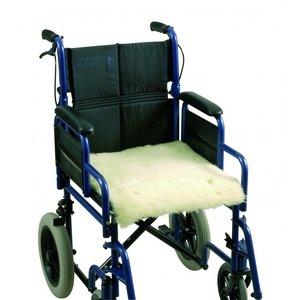 Able2 Schapenvacht voor rolstoel
