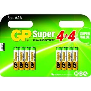 GP AAA batterijen multipack