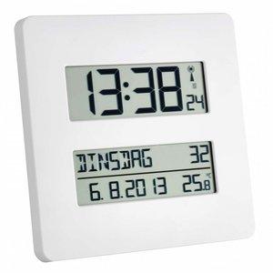 Able2 Radiografische klok met temperatuurweergave