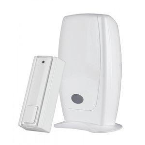 Able2 KlikAanKlikUit - Draadloze deurbelset - batterijen ACDB-6600AC