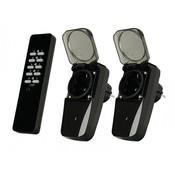 Able2 KlikAanKlikUit - Draadloze schakelaarset voor buiten AGD2-3500R