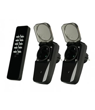 Able2 Trust Smart Solutions - Draadloze schakelaarset voor buiten AGD2-3500R