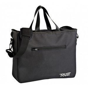 TrustCare Let's Fly tas zwart