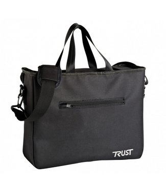 TrustCare Let's Fly tas zwart