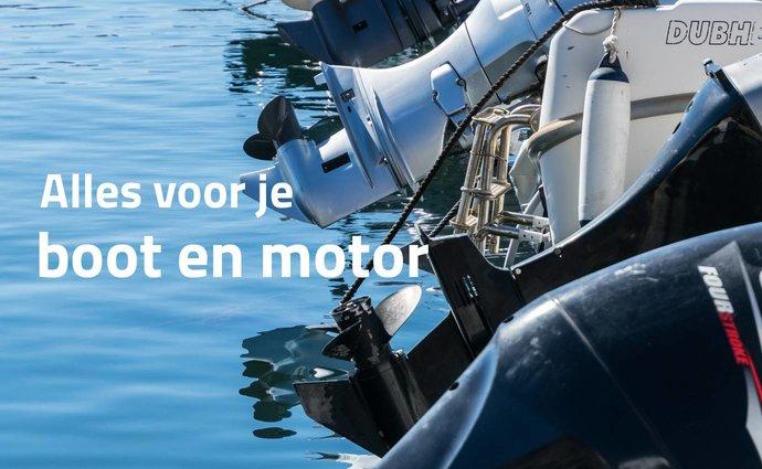 Alles voor je boot en motor