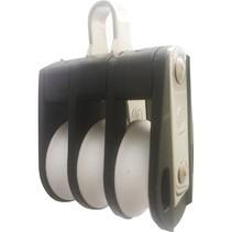 Standaard Blok Triple/bow/16 mm