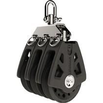 Synchro Blok 29927203bk 72mm Triple Zwart